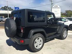 2016 Jeep Wrangler Sport Auto 4x4 MY17 Automatic
