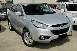 2013 Hyundai ix35 SE Auto Automatic