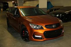 2017 Holden Commodore SS V Redline VF Series II Auto MY17 Automatic