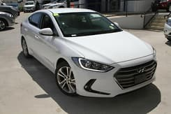 2017 Hyundai Elantra Elite Auto MY17 Automatic