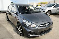 2011 Hyundai Accent Active Manual Manual