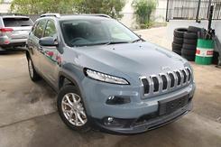 2015 Jeep Cherokee Longitude Auto 4x4 MY15 Automatic