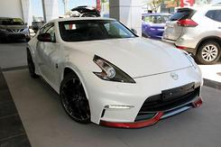 2017 Nissan 370Z NISMO Z34 Manual MY18 Manual
