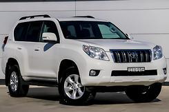 2012 Toyota Landcruiser Prado GXL Auto 4x4 Automatic