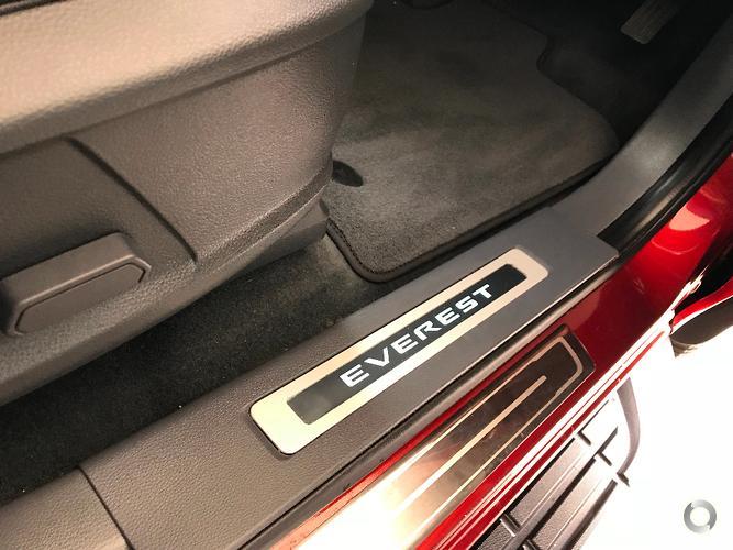 2016 Ford Everest Titanium UA Auto 4WD