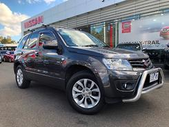 2012 Suzuki Grand Vitara Urban Manual 2WD MY13 Manual