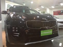 2017 Kia Sportage GT-Line Auto AWD MY18 Automatic