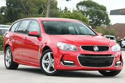 2016 Holden Commodore SV6 VF Series II Auto MY16 Automatic