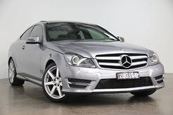 2013 Mercedes-Benz C250 Auto MY13 Automatic