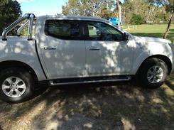 2017 Nissan Navara ST D23 Series 2 Auto 4x2 Dual Cab Automatic