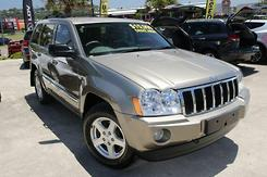 2005 Jeep Grand Cherokee Limited Auto 4x4 MY06 Automatic
