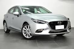 2017 Mazda 3 SP25 GT BN Series Auto Automatic