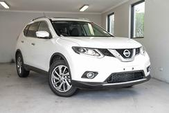 2016 Nissan X-Trail TL T32 Manual 4WD Manual