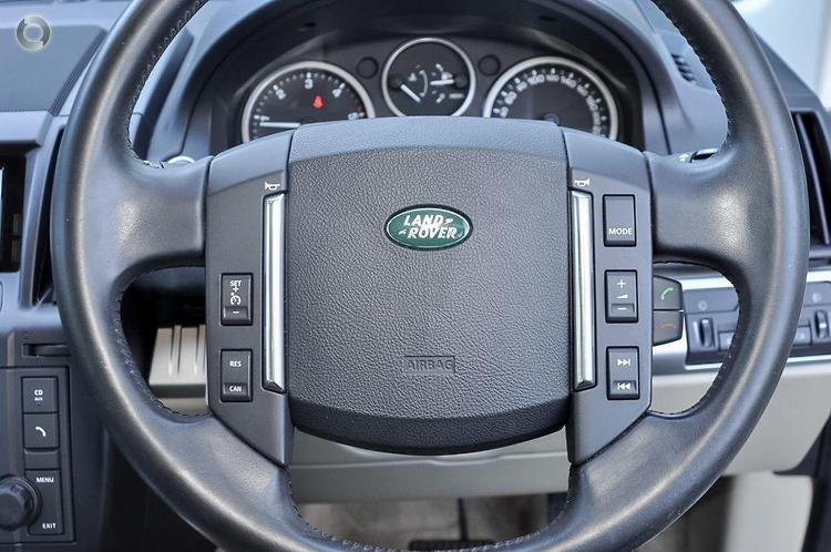 2012 Land Rover Freelander 2 SD4 SE Auto 4x4 MY12