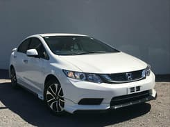 2015 Honda Civic Limited Edition Auto MY15 Automatic
