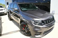 2018 Jeep Grand Cherokee SRT Auto 4x4 MY18 Automatic
