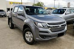 2016 Holden Colorado LS RG Manual 4x4 MY17 Manual