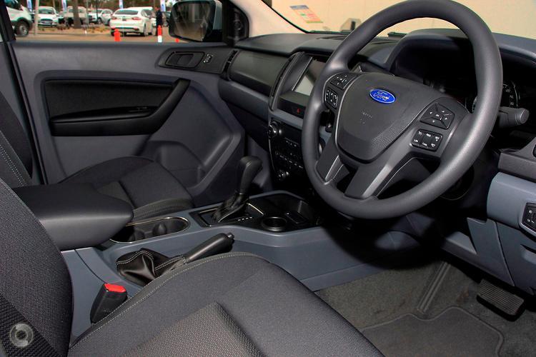 2017 Ford Everest Ambiente UA Auto RWD