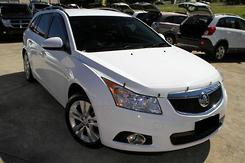 2013 Holden Cruze CDX JH Series II Auto MY13 Automatic