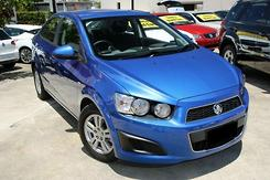 2014 Holden Barina CD TM Manual MY15 Manual