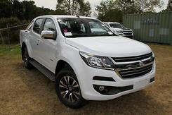 2016 Holden Colorado LTZ RG Manual 4x4 MY17 Manual