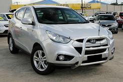 2012 Hyundai ix35 SE Auto Automatic