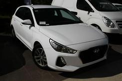 2017 Hyundai i30 Active Auto MY18 Automatic