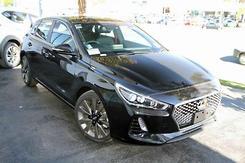 2017 Hyundai i30 SR Premium Auto MY18 Automatic