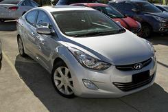 2011 Hyundai Elantra Premium Auto Automatic