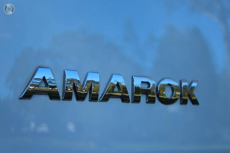 2014 Volkswagen Amarok TDI400 Trendline 2H Manual 4MOT MY14 Dual Cab