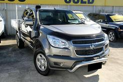 2013 Holden Colorado LX RG Manual 4x4 MY13 Manual
