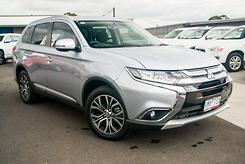 2017 Mitsubishi Outlander LS ZK Auto 4WD MY17 Automatic