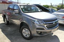 2016 Holden Colorado LS RG Auto 4x4 MY16 Automatic
