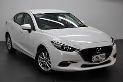 2018 Mazda 3 Neo Sport BN Series Auto Automatic