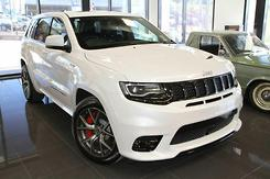 2017 Jeep Grand Cherokee SRT Auto 4x4 MY17 Automatic