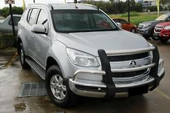 2013 Holden Colorado 7 LT RG Auto 4x4 MY14 Automatic