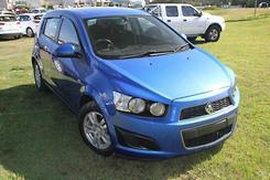 2011 Holden Barina TM Manual Manual