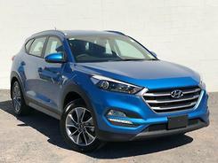 2017 Hyundai Tucson Active X Auto 2WD MY18 Automatic