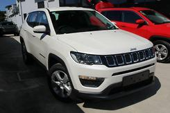 2018 Jeep Compass Sport Auto FWD MY18 Automatic