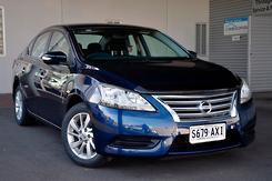 2013 Nissan Pulsar ST B17 Auto Automatic