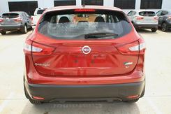 2017 Nissan QASHQAI ST J11 Auto Automatic