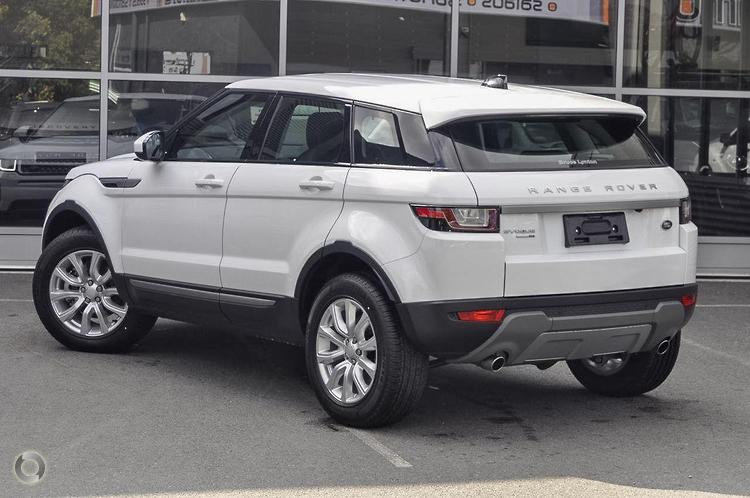2017 Land Rover Range Rover Evoque Si4 SE Auto 4x4 MY17