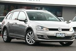 2015 Volkswagen Golf 110TDI Highline 7 Auto MY15 Automatic