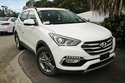2017 Hyundai Santa Fe Active Auto 4x4 MY18 Automatic