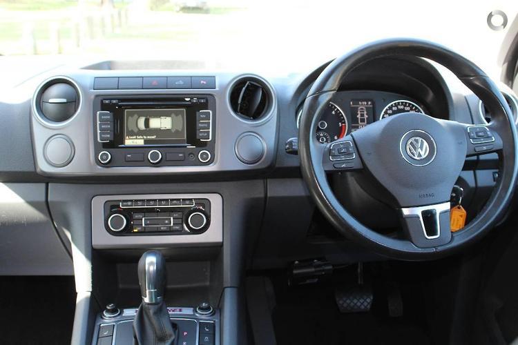 2014 Volkswagen Amarok TDI420 Ultimate 2H Auto 4MOTION Perm MY14 Dual Cab