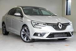 2017 Renault Megane Intens Auto Automatic