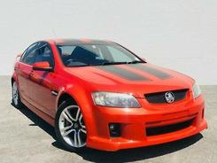2007 Holden Commodore SS VE Manual Manual