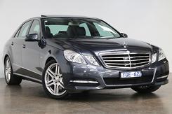 2011 Mercedes-Benz E350 CDI BlueEFFICIENCY Avantgarde Auto Automatic
