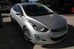 2013 Hyundai Elantra Trophy Auto Automatic