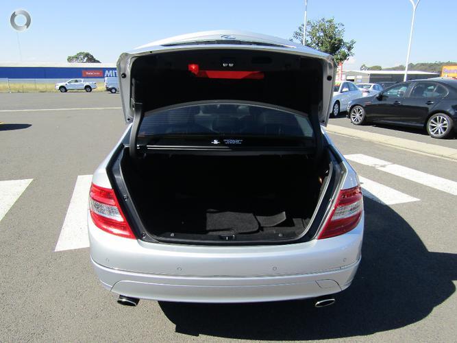 2009 Mercedes-Benz C280 Avantgarde Auto